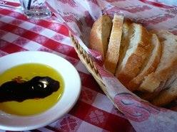 Italian bread at Buca di Bepo