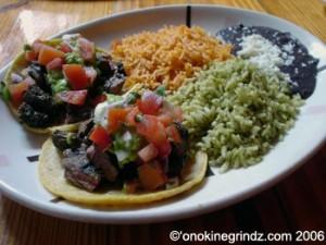 Tacos at the Border Grill