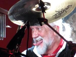 Fleetwood Mac at Consumer Electronics Show