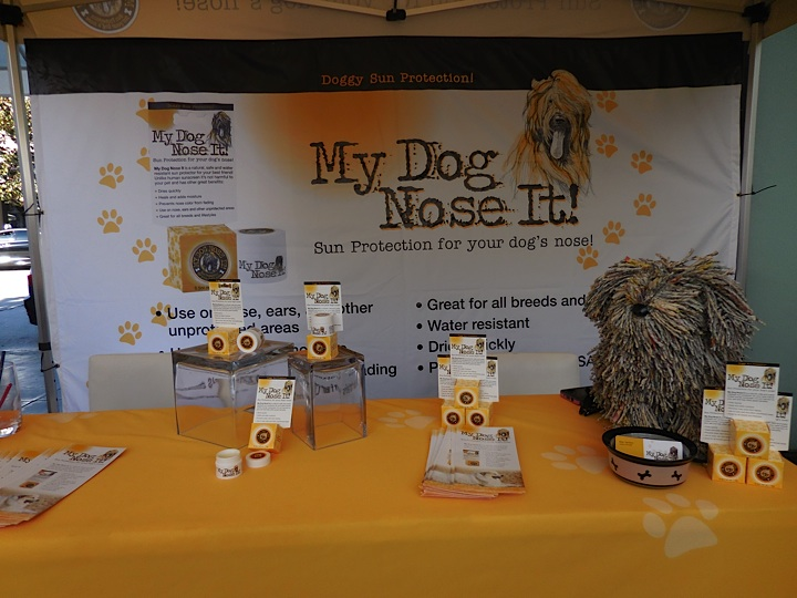 My Dog Nose It, also created by Kim Carlson