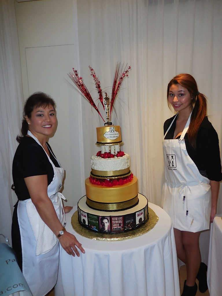 Tonya and Sabine Hansen of Hansen's Cakes