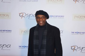 Talented composer and singer Eric Butler. Photo courtesy of Dustin Brown/The Experience