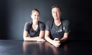 2015 CHEFS OF THE YEAR BROOKE WILLIAMSON & NICK ROBERTS Playa Provisions, Hudson House, The Tripel This year we are excited to honor Brooke Williamson & Nick Roberts as 2015 Food Fare Chefs of the Year!