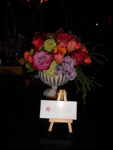 Fresh floral arrangements from The Daily Blossom Florist. Photo courtesy of Vida G.