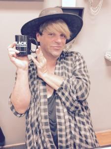 Cosmo at BLACK. Photo courtesy the Experience Magazine