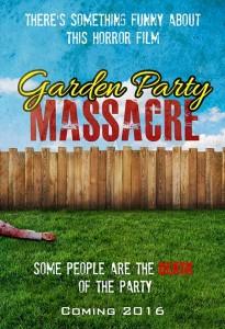 Garden Party Massacre Poster courtesy of Janiel Escueta.