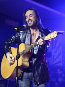 Nuno Bettencourt at Ultimate Jam 46 in Hollywood, California. All photos courtesy the Experience Magazine