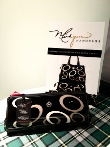 A must have item for celebrities on the red carpet is a Michique handbag. Photo courtesy the Experience Magazine