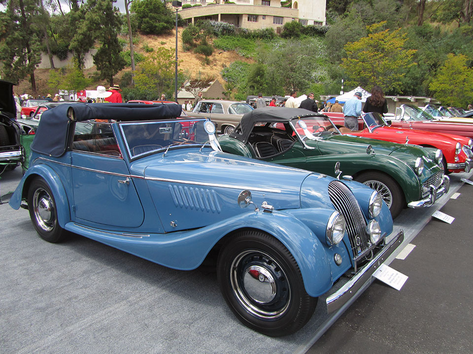 1955 Morgan 4 Passenger Drophead Coupe