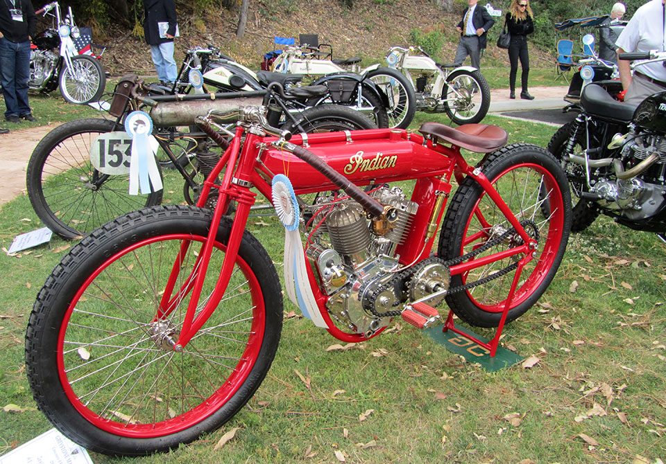 1918 Indian Factory Racer